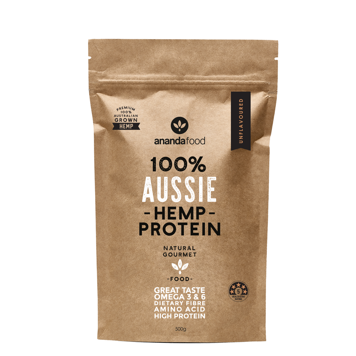 Ananda Food Hemp Value Pack