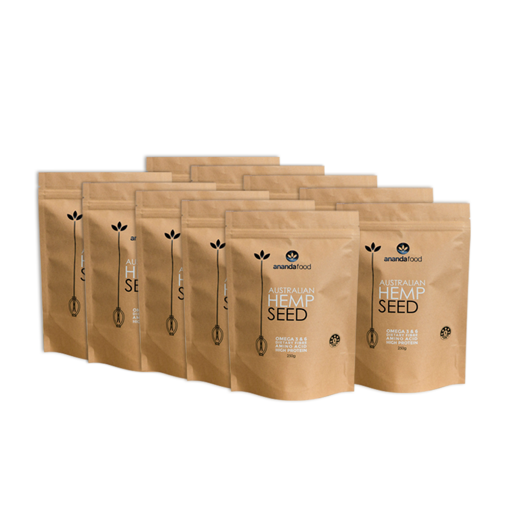 Wholesale - Hemp Seed 250g x 15 packets