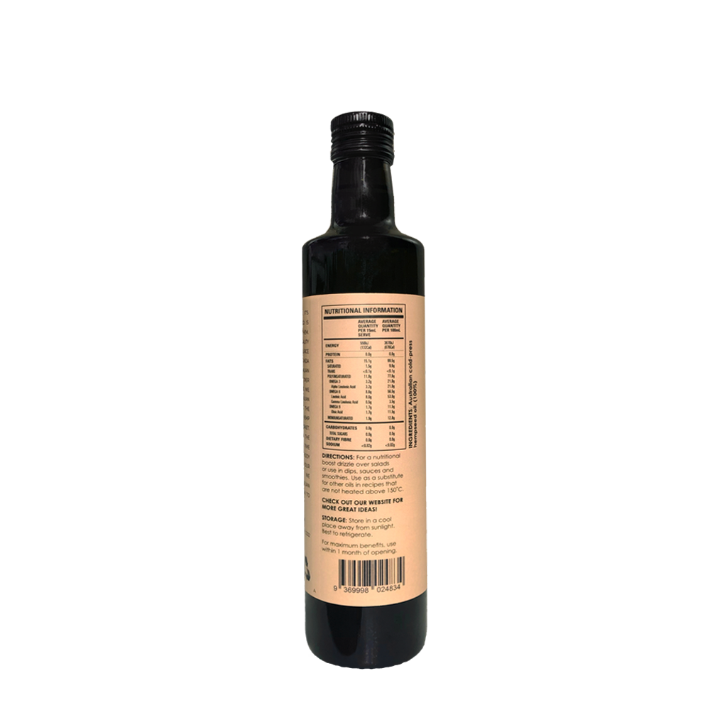 Loyal - Hemp Seed Oil 500ml x 9 bottles