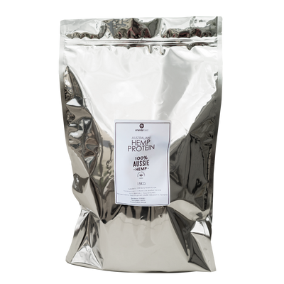 Loyal - Bulk Hemp Protein Powder 15kg