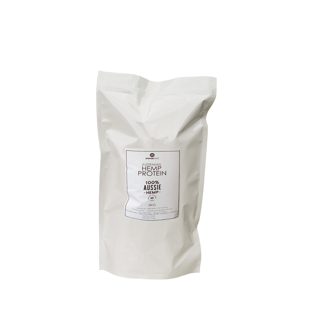 Bulk Hemp Protein Powder 5kg