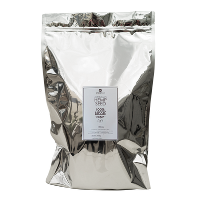 Wholesale - Bulk Hemp Seed 15kg