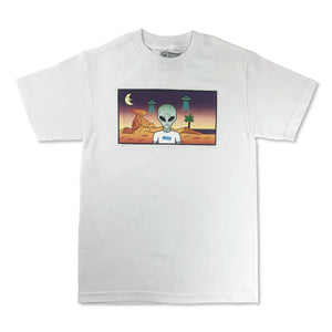 """Alien Invasion"" Image Tee"