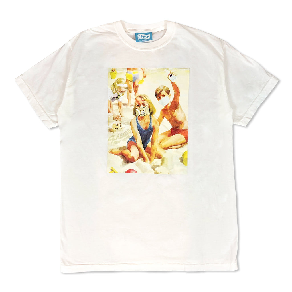 """Coronacation"" Image Tee (White)"