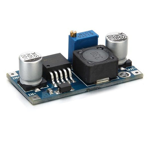 LM2596 DC-DC Adjustable Step Down Power Supply