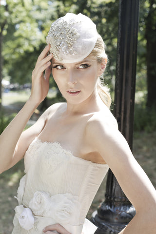Madeline Pillbox Hat