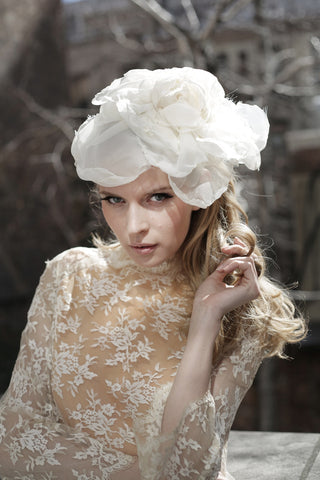 Amelie Flower Headpiece