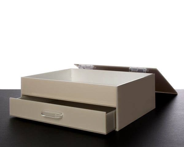 Flip Lid With Standard Drawer