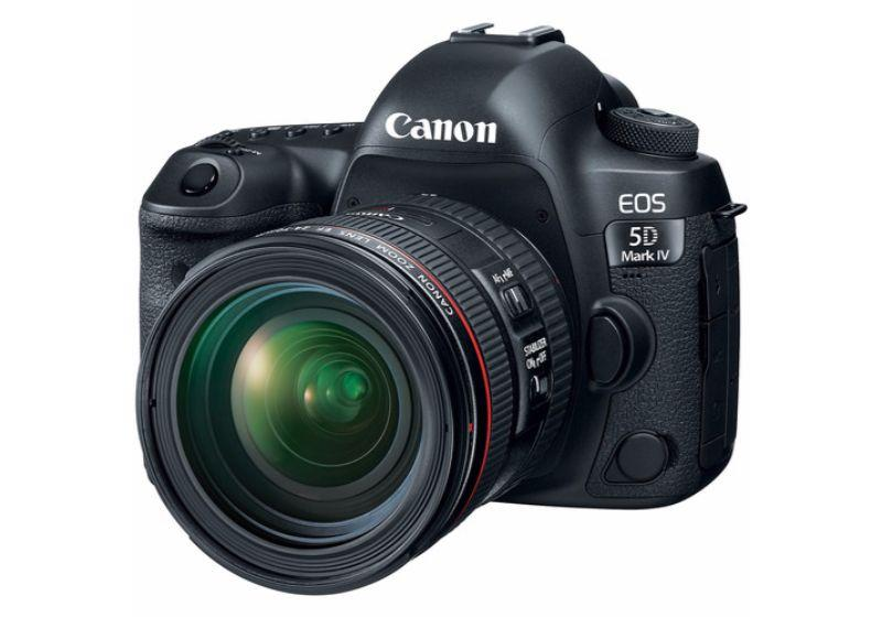 Canon 5D Mark IV with 24-70mm f/4L IS USM Lens