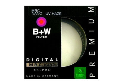 B+W 67mm XS PRO MRC NANO UV filter