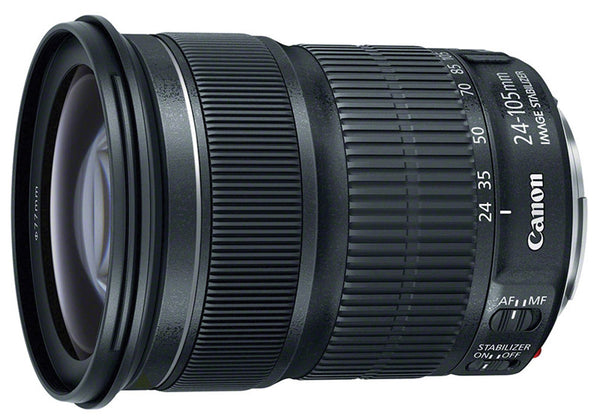 Canon EF 24-105mm f/3.5-5.6 IS STM (White Box)