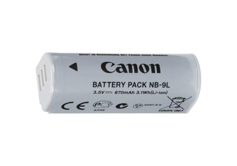 Canon NB-9L Battery Pack