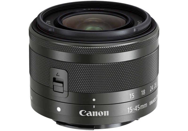 Canon EF-M 15-45mm f/3.5-6.3 IS STM (White Box)