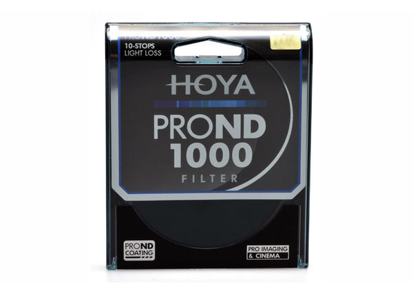 Hoya 77mm ProND1000 Filter