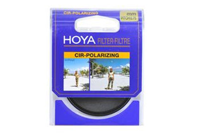 Hoya 55mm Circular Polarizer Filter