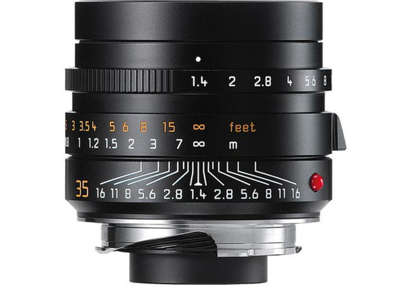 Leica 35mm Summilux-M f/1.4 Aspherical Lens (11663)
