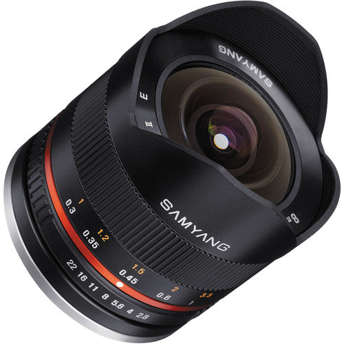 Samyang 8mm f/2.8 UMC Fish-eye II