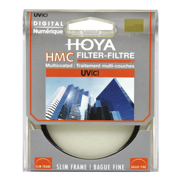 Hoya 49mm HMC UV(C) filter