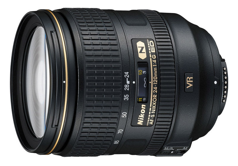 Nikon AF-S NIKKOR 24-120mm f/4G ED VR (White Box)