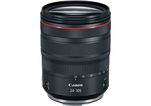 Canon RF 24-105mm f/4L IS USM (White Box)