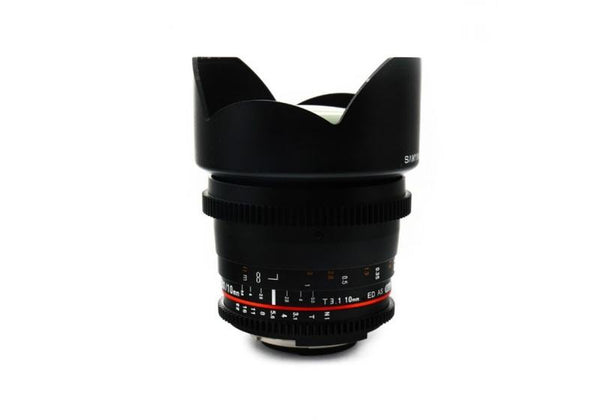 Samyang 10mm T3.1 Vdslr ED AS NCS