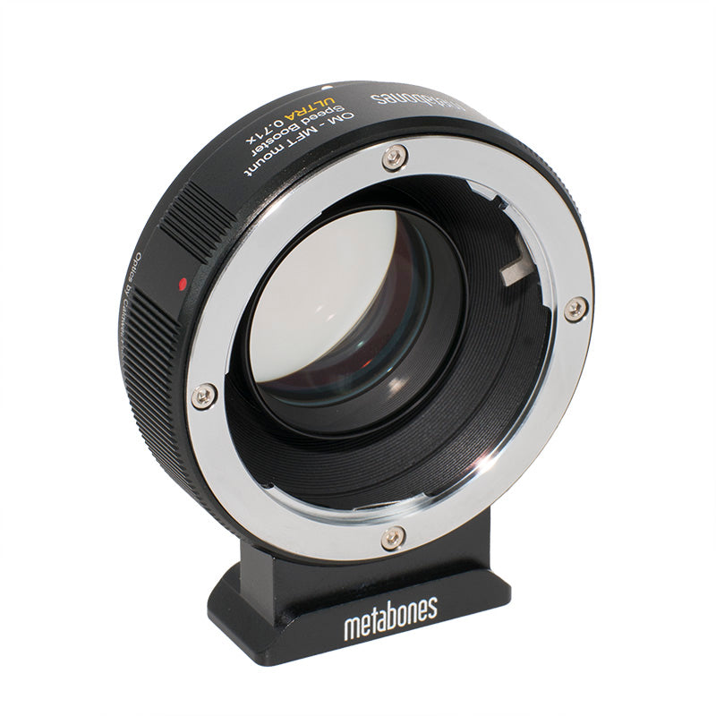Metabones Olympus OM to Micro Four Thirds Speed Booster ULTRA 0.71x