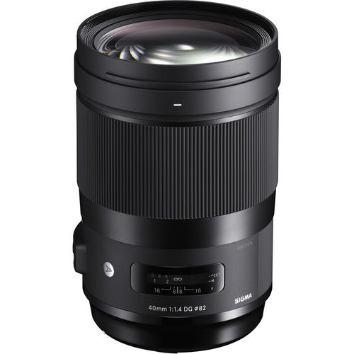 Sigma 40mm f/1.4 DG HSM Art Lens for Leica L