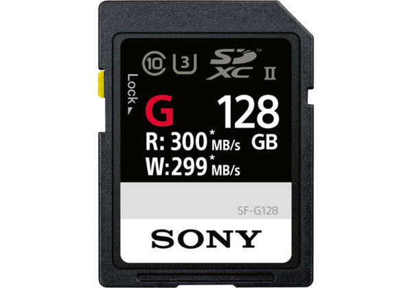 Sony SF-G 128GB SDXC