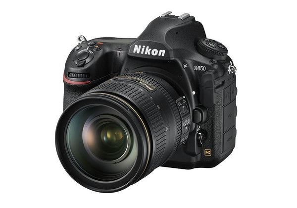 Nikon D850 with 24-120mm VR Lens Kit