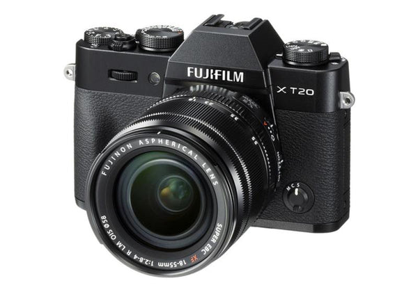 Fujifilm X-T20 With XF 18-55mm F2.8-4 R LM OIS Kit