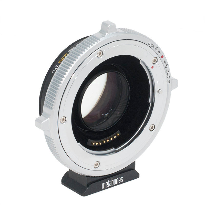 Metabones Canon EF Lens to E-mount T CINE Speed Booster ULTRA 0.71x