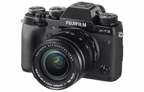 Fujifilm X-T2 With XF 18-55mm F2.8-4 R LM OIS Kit