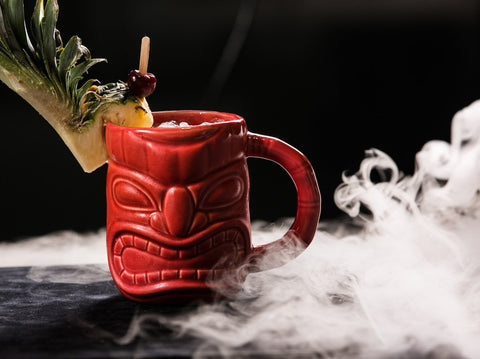 Cocktail Tiki Painkiller
