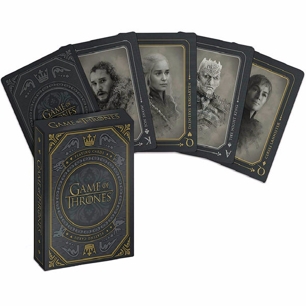 LIMITED EDITION Game Of Thrones Playing Cards