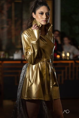 Gold Goddess Jacket