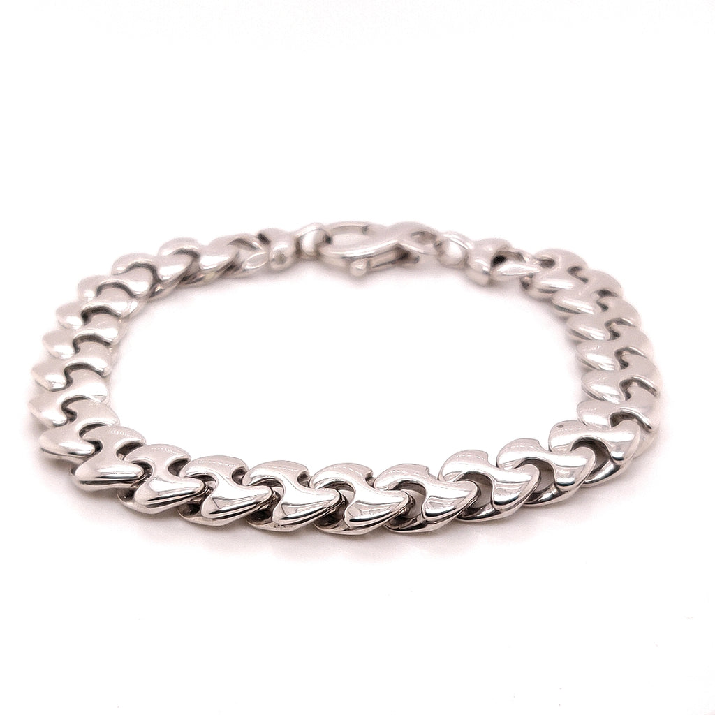Crisson Original Silver Bracelets and Anklets