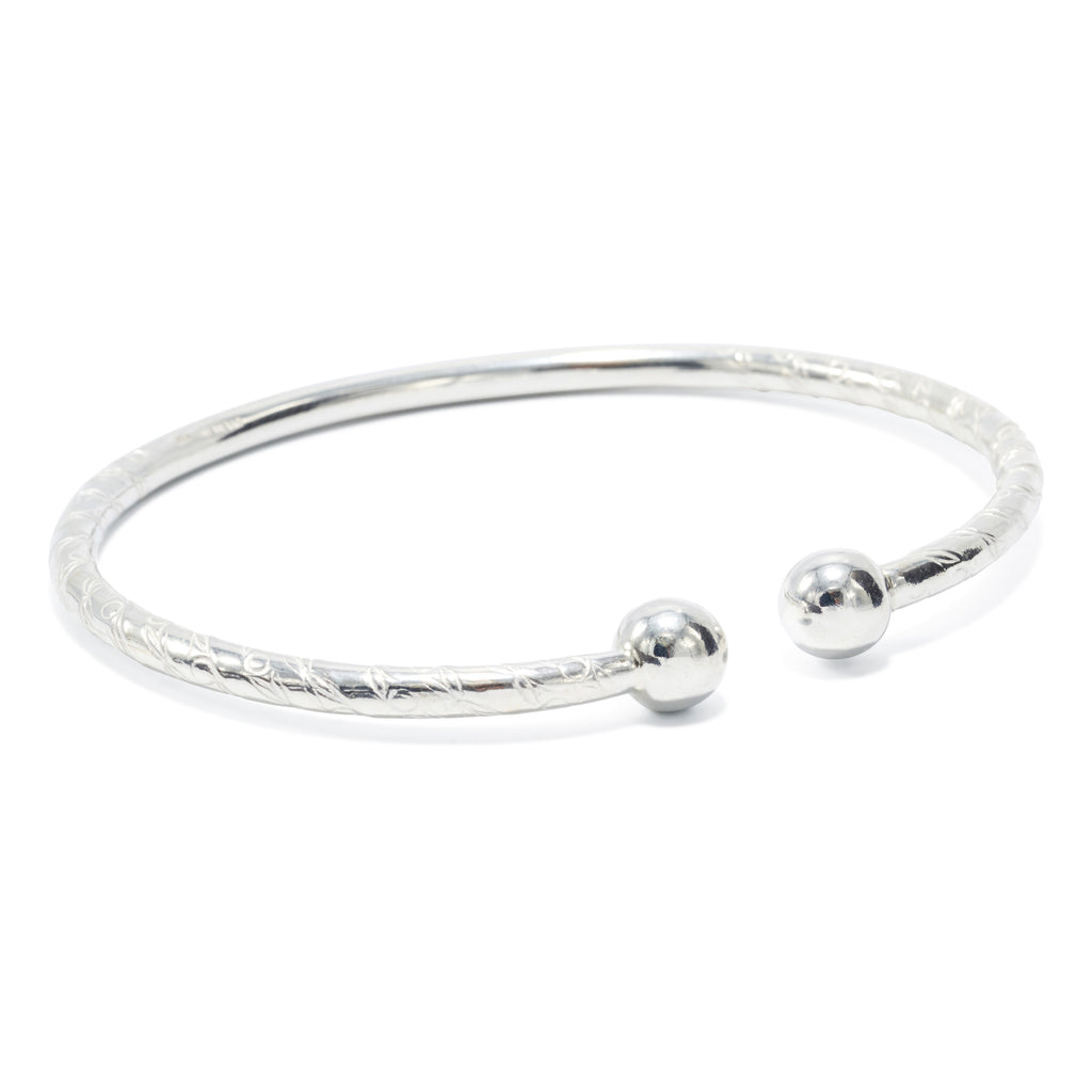Ball Head Bangle - TB2224CSN
