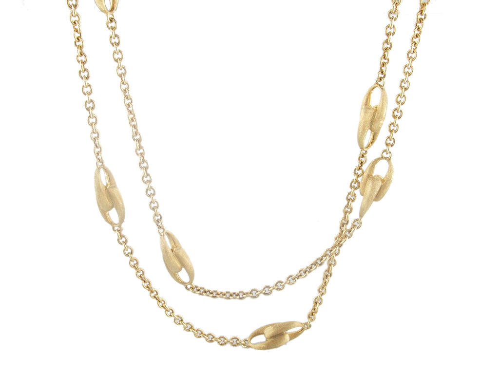 Marco Bicego 18 Karat Gold Necklace - gn1460-39""
