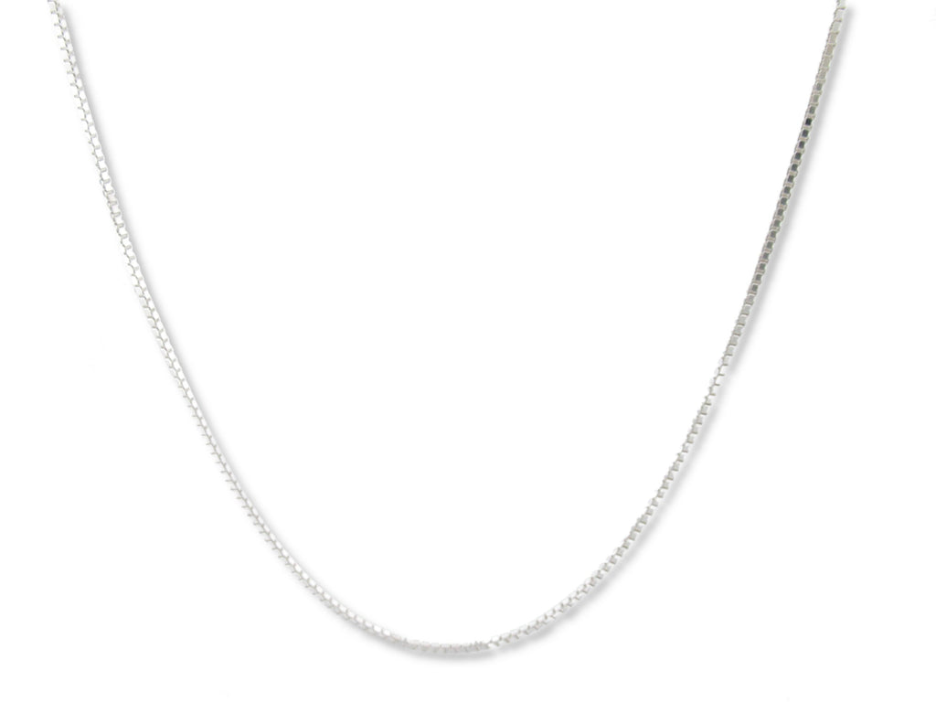Sterling Silver Chain - RS169-18""