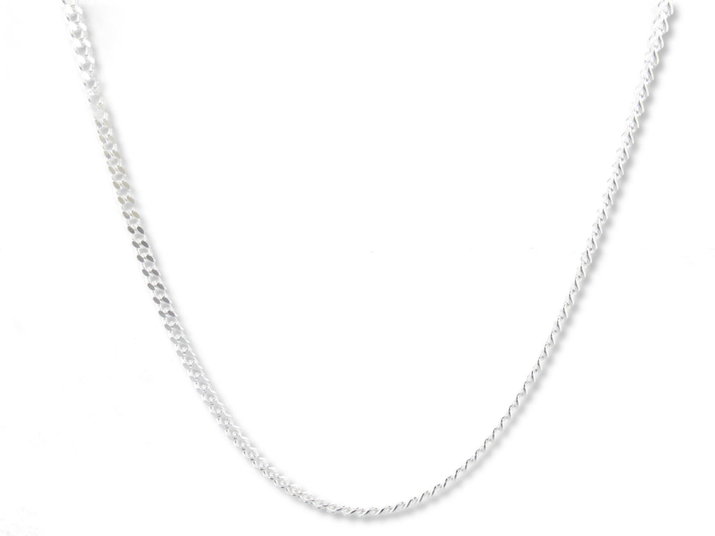 Sterling Silver Chain - RS554-20""