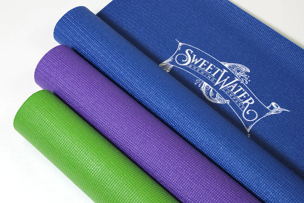 Sweetwater Yoga Mat Sweetwater Brewing Company Gear Shop