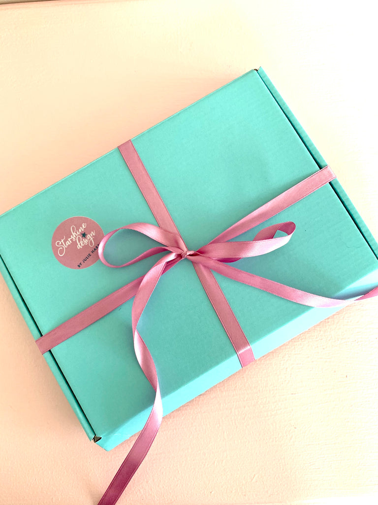 Luxury Gift box - Woodland collection