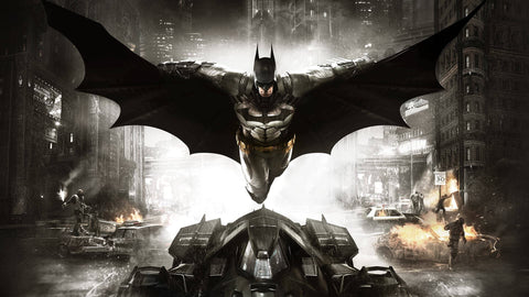 batman arkham knight robert pattinson 2021