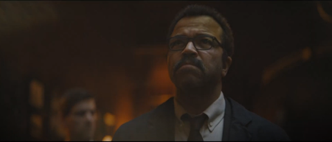 Jeffrey Wright Commissioner Gordon