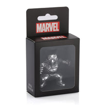 Load image into Gallery viewer, royal selangor hand finished marvel collection pewter black panther miniature figurine