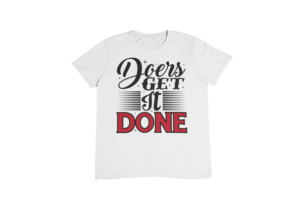 Doers Get It Done