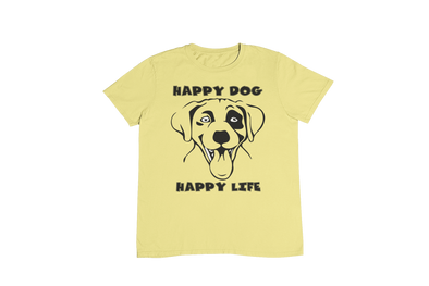Happy Dog Happy Life