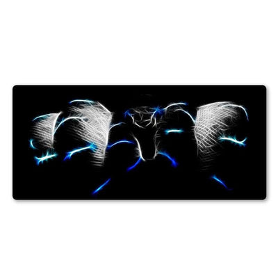 Tapis de Souris Serpent<br> Electric