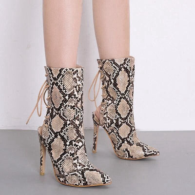 Bottines Serpent<br> Lindsay - Chaussures