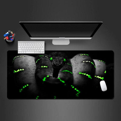 Tapis de Souris Serpent<br> Rogue Vert